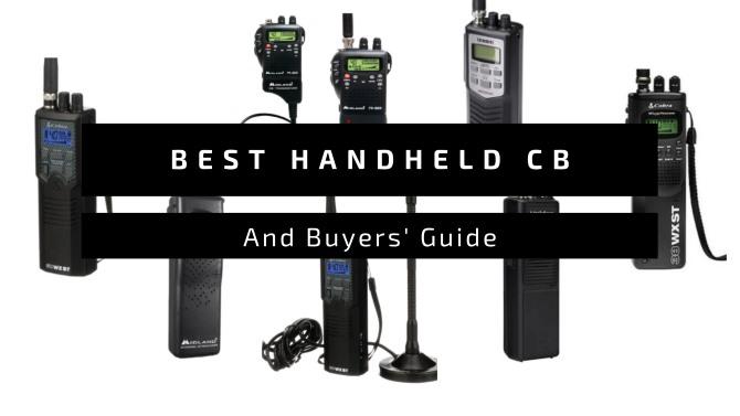 Best handheld CB Radios
