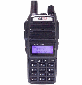 BTECH GMRS-V1 Best Baofeng GMRS Radio photo