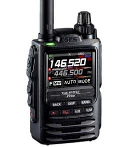 Yaesu FT-3DR Premium Handheld Ham Radio photo