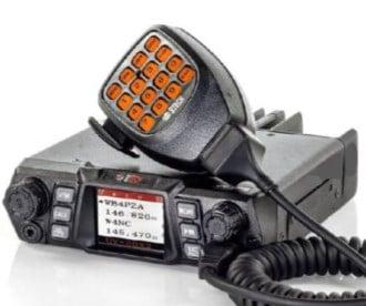 BTECH Mobile UV-50X2 - Dual Band Mobile Ham Radio