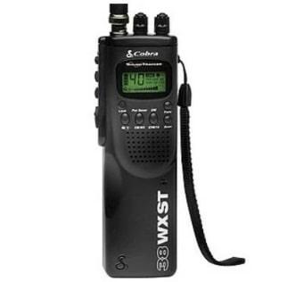 Cobra HH 38 WX ST Best Portable CB Radio