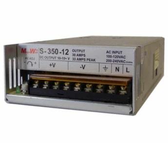 MegaWatt S-350-12 Most Reliable CB Amplifier