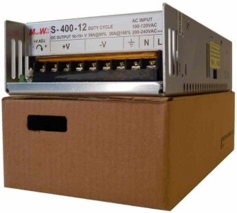 MegaWatt S-400-12 Most Powerful CB Amplifier