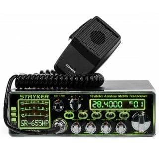Stryker SR-655 cb radio
