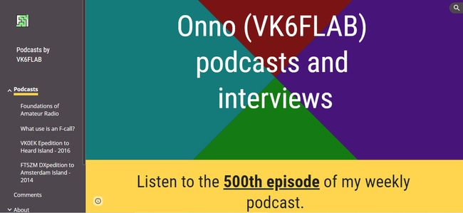 Top 5 Ham Radio Podcasts To Listen -Foundations of Amateur Radio