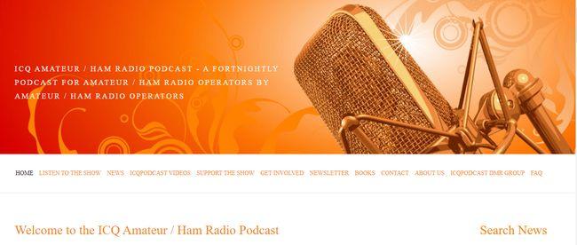 Top 5 Ham Radio Podcasts To Listen - ICQ Amateur Ham Radio Podcast
