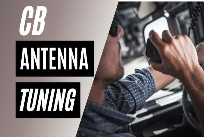 how to tune a cb radio